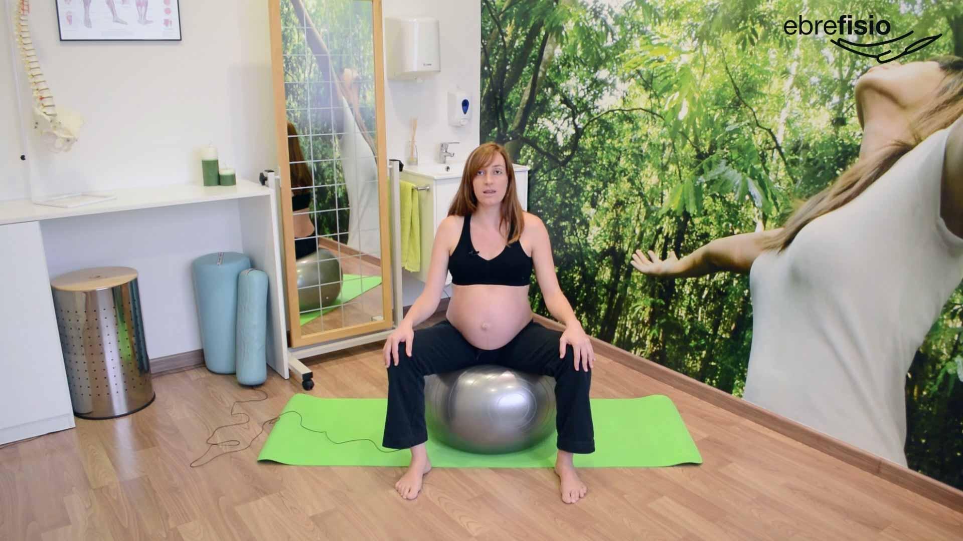 Ejercicios de suelo pélvico para embarazadas