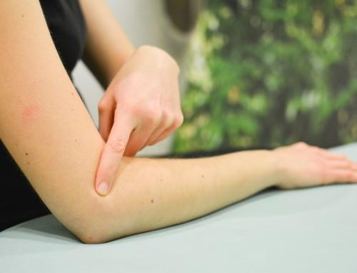 Tratamiento de la epicondilitis en fisioterapia