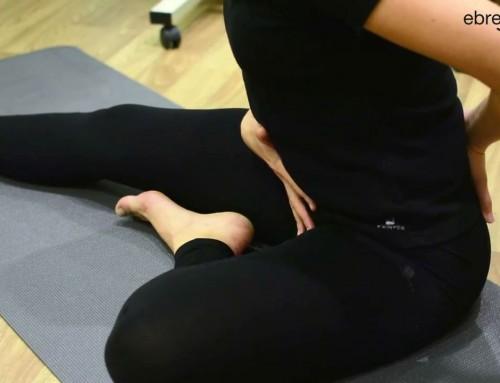 Cómo estirar los isquiotibiales