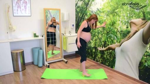 Automasaje de pies en el embarazo