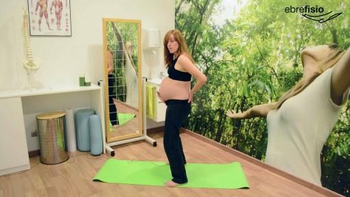 Retroversión de pelvis en el embarazo