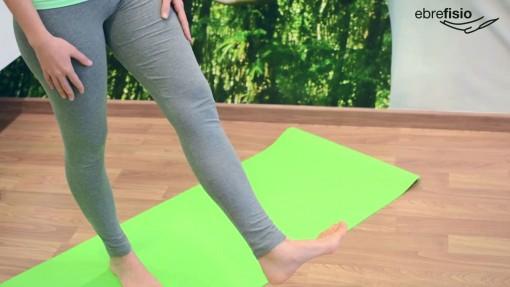 Rotación externa de la pierna